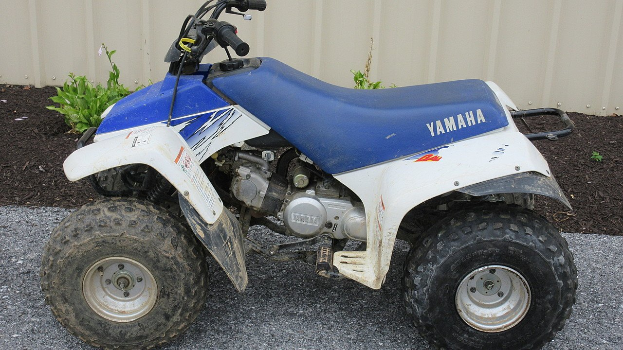 1998 yamaha badger 80 for sale near myerstown for Kbb atv yamaha