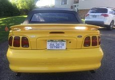 1998 ford Mustang for sale 100998335