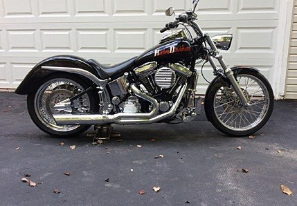 1998 harley-davidson Softail for sale 200602569