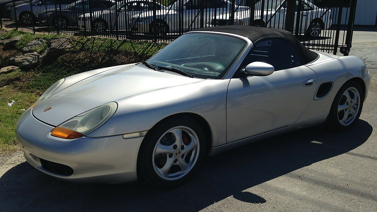 1998 porsche Boxster for sale 100989781