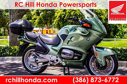 1999 BMW R1100RT for sale 200588489