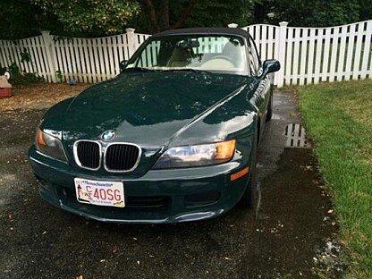 1999 BMW Z3 for sale 100728667