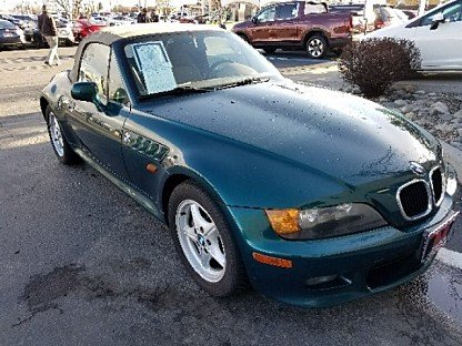 1999 BMW Z3 2.3 Roadster for sale 100966322
