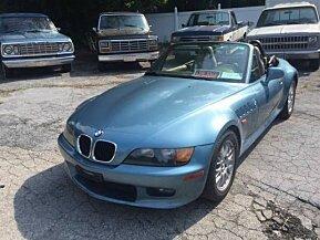 1999 BMW Z3 for sale 101002725