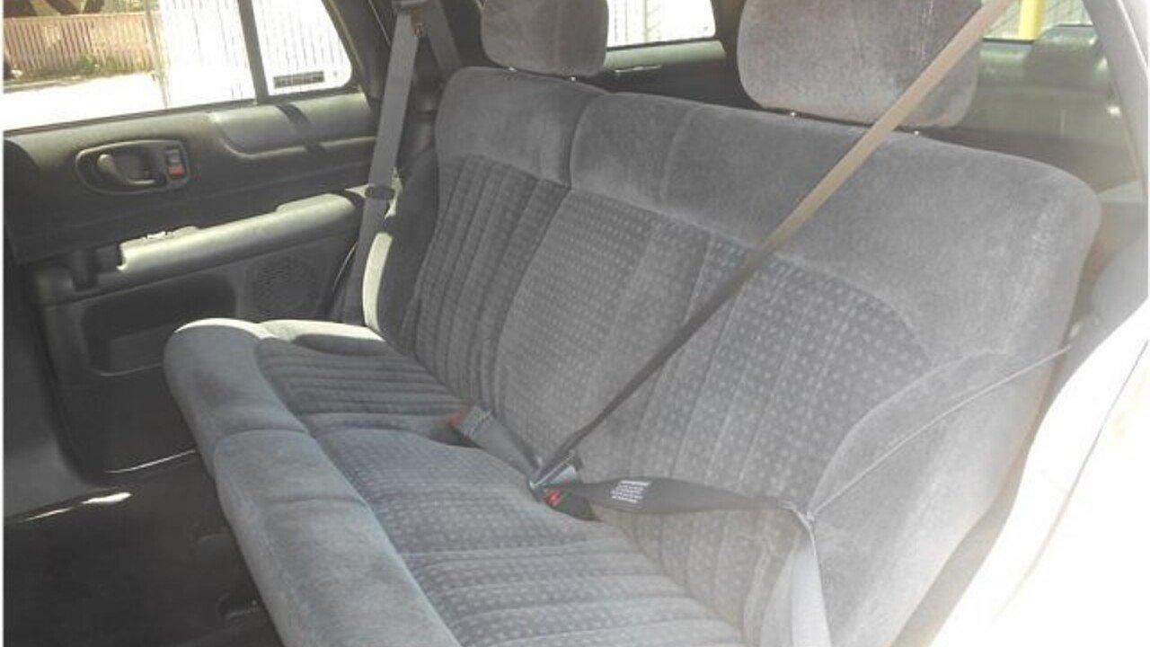 1999 Chevrolet Blazer 4WD 4-Door for sale near Roseville ...