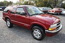 1999 Chevrolet Blazer 4WD 2-Door for sale 100870142