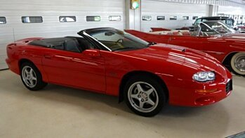 1999 Chevrolet Camaro Z28 Convertible for sale 100768021