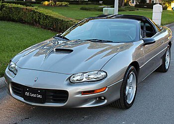 1999 Chevrolet Camaro Z28 Coupe for sale 101048740