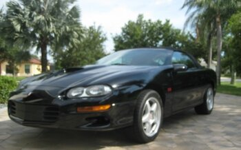 1999 Chevrolet Camaro Z28 Convertible for sale 100767420