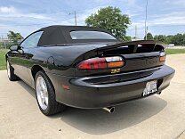 1999 Chevrolet Camaro Z28 Convertible for sale 101008759