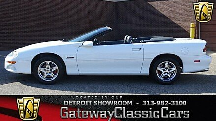 1999 Chevrolet Camaro Z28 Convertible for sale 101020796