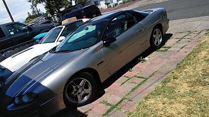 1999 Chevrolet Camaro Z28 Coupe for sale 101050052