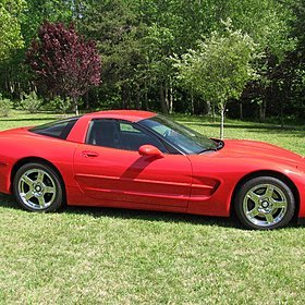 1999 Chevrolet Corvette Coupe for sale 100785308