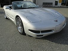 1999 Chevrolet Corvette Convertible for sale 100853029