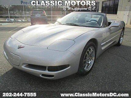 1999 Chevrolet Corvette Convertible for sale 100853029