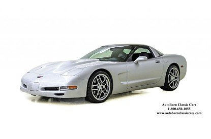1999 Chevrolet Corvette Coupe for sale 100874624