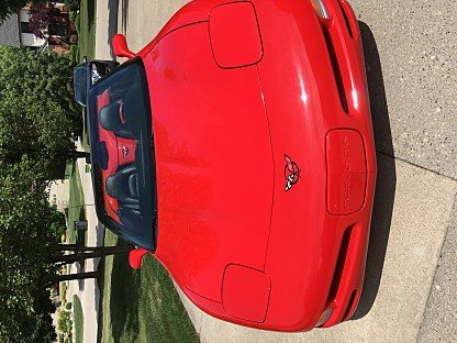 1999 Chevrolet Corvette Convertible for sale 100875401