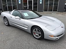 1999 Chevrolet Corvette Coupe for sale 100905133