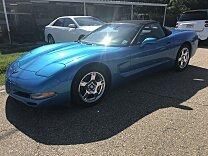 1999 Chevrolet Corvette Convertible for sale 100906452