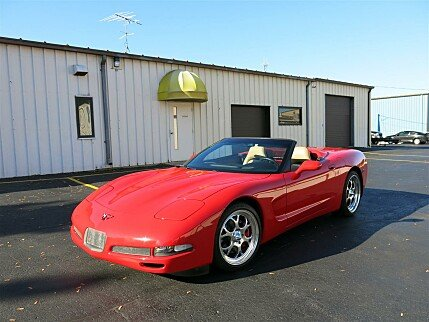 1999 Chevrolet Corvette Convertible for sale 100922416