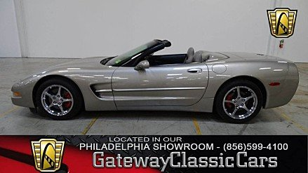 1999 Chevrolet Corvette Convertible for sale 100949324