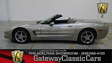 1999 Chevrolet Corvette Convertible for sale 100964836