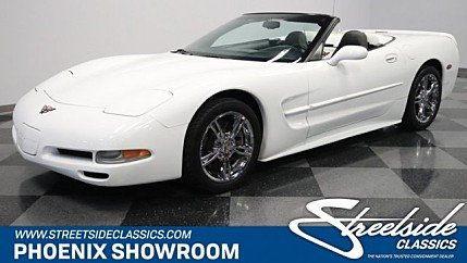 1999 Chevrolet Corvette Convertible for sale 101005506