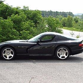 1999 Dodge Viper GTS Coupe for sale 100771790