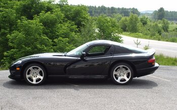 1999 Dodge Viper GTS Coupe for sale 100771790
