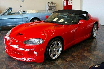 1999 Dodge Viper RT/10 Roadster for sale 100885512