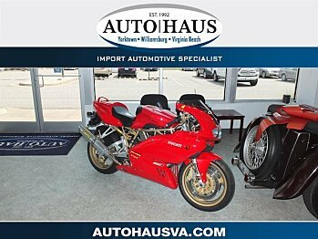 1999 Ducati Supersport 900 for sale 200615319