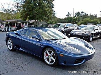 1999 Ferrari 360 Modena for sale 100919820