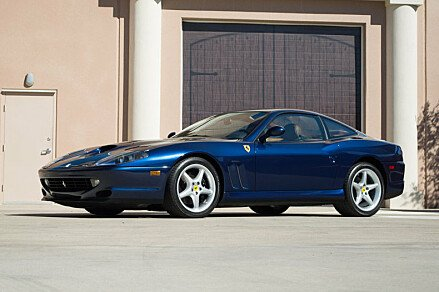 1999 Ferrari 550 Maranello Coupe for sale 100832460