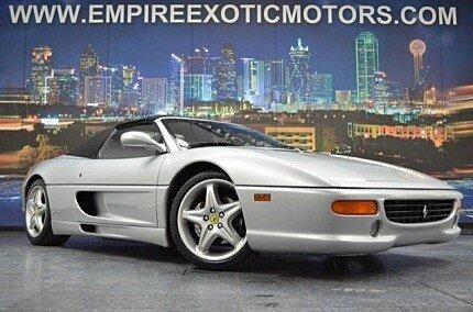 1999 Ferrari F355 Spider for sale 100760826