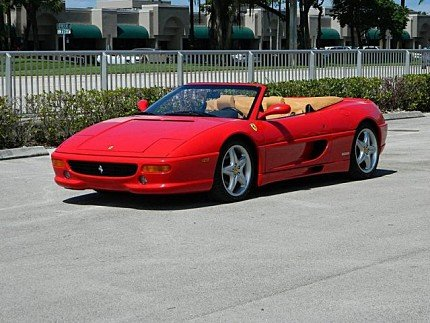 1999 Ferrari F355 Spider for sale 100847474
