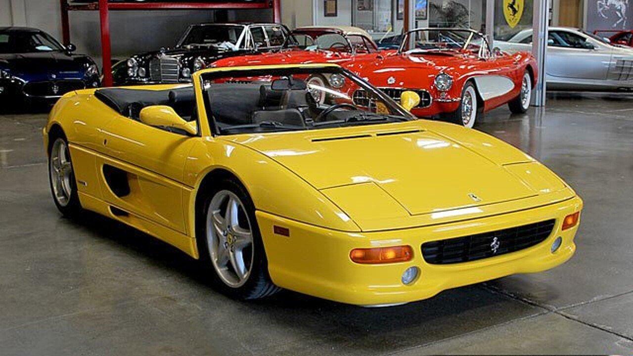 1999 Ferrari F355 Spider for sale 100907953