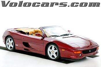 1999 Ferrari F355 Spider for sale 101023134