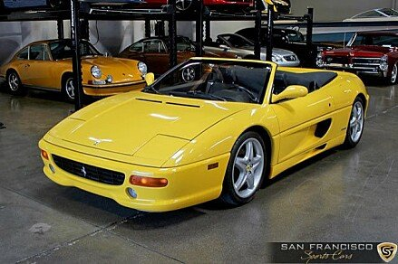 1999 Ferrari F355 Spider for sale 100907953