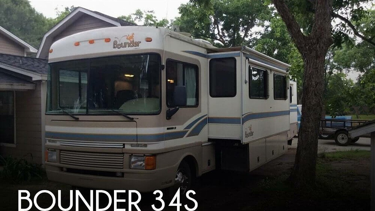 1999 Fleetwood Bounder for sale 300136620