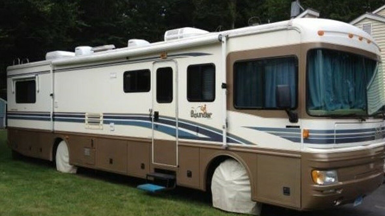 1999 fleetwood bounder for sale near las vegas nevada 89119 rvs on autotrader. Black Bedroom Furniture Sets. Home Design Ideas