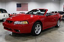 1999 Ford Mustang Cobra Convertible for sale 100727160