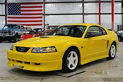 1999 Ford Mustang GT Coupe for sale 100727181