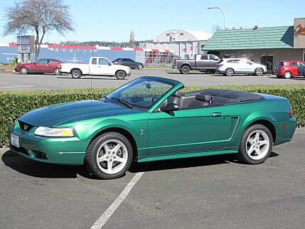 1999 Ford Mustang for sale 100738487