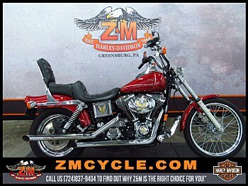 1999 Harley-Davidson Dyna for sale 200483015