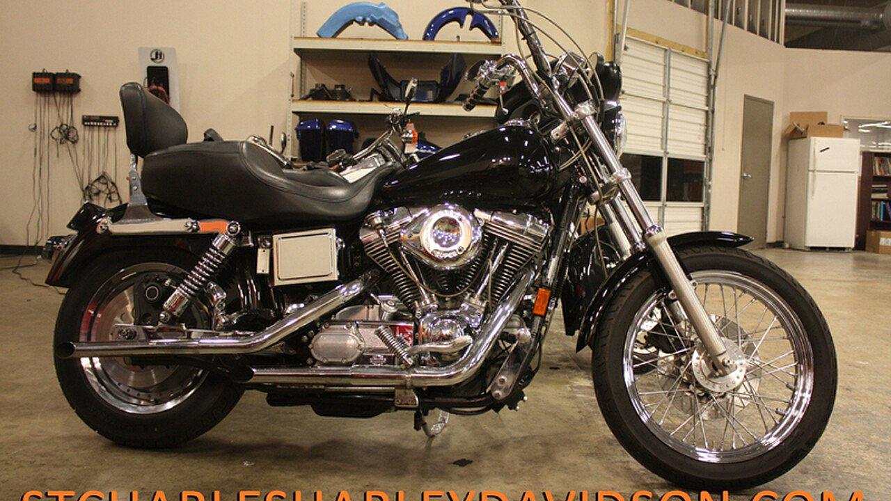 1999 Harley-Davidson Dyna for sale 200483683