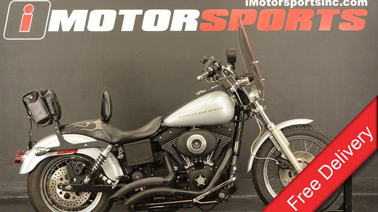 1999 Harley-Davidson Dyna for sale 200544022