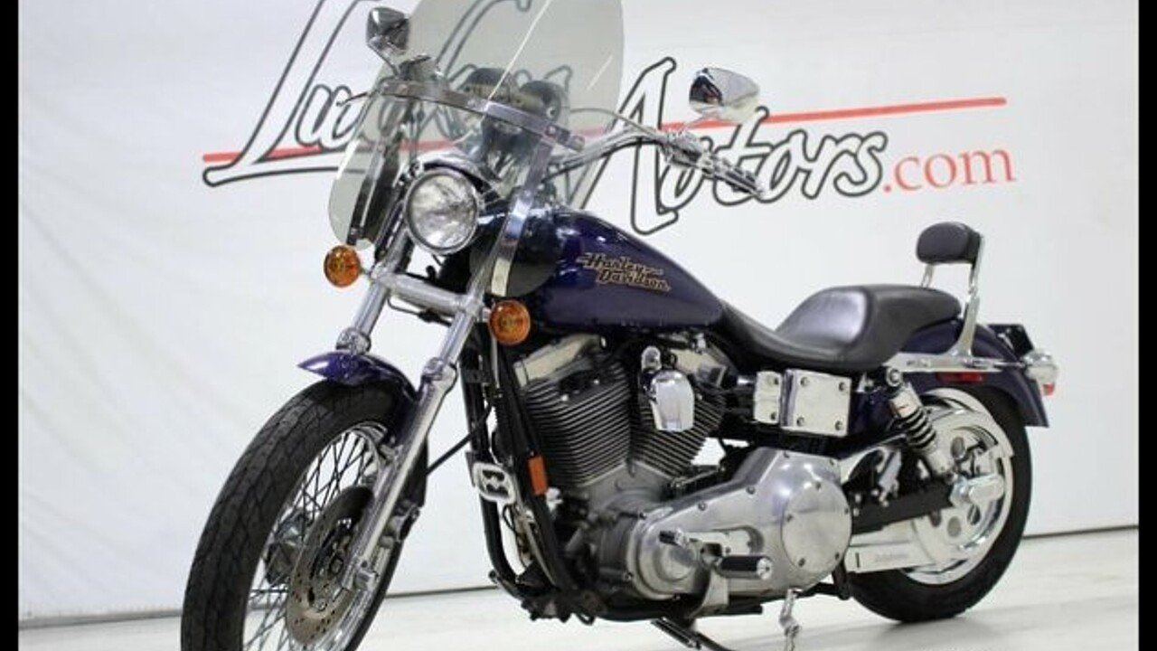 1999 Harley-Davidson Dyna for sale 200594970