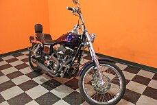 1999 Harley-Davidson Dyna for sale 200616317