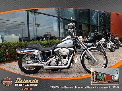 1999 Harley-Davidson Dyna for sale 200637995
