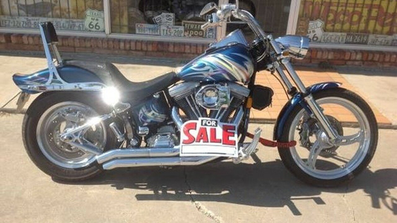 1999 Harley-Davidson Softail for sale 200474076